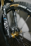 Commencal Meta 5.5 Black/Gold Theme