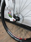 BMC Fourstoke FS01 with Rockshox SID XX World Cup and Stans Podium MMX Wheels