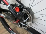 BMC Fourstroke FS01 with Ashima Rotors and KCNC Skewers