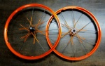 Pro Bike Supply Custom Iodine Lefty Wheelset