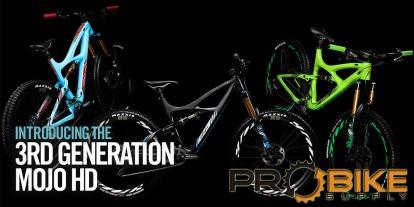 Ibis Mojo HD3 Pro Bike Supply Review